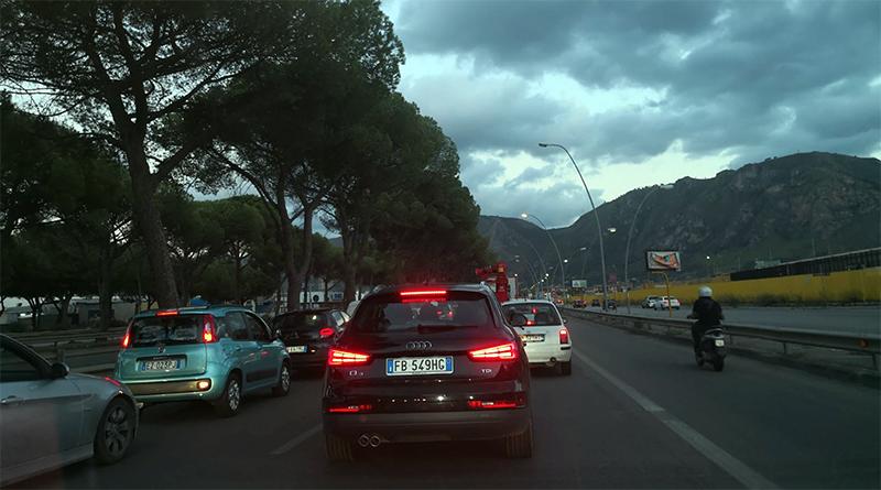 Circonvallazione di Palermo