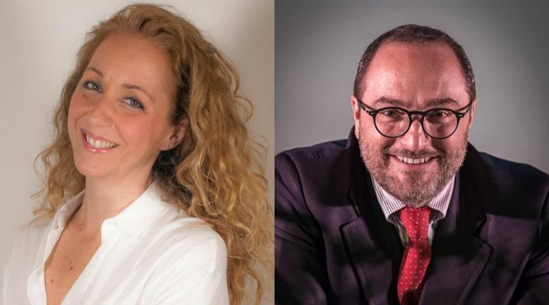 Giula Argiroffi e Giusto Catania