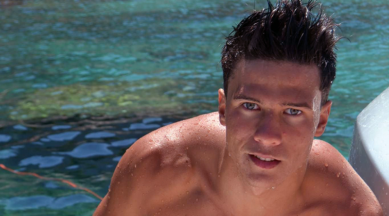Luca, giovane sub morto all'Addaura