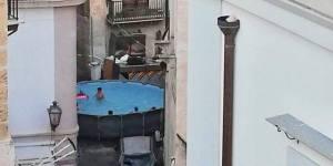 piscina Vucciria Palermo