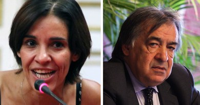 Sabrina Figuccia e Leoluca Orlando