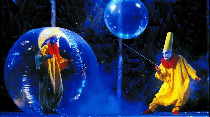 """Slava's snowshow"", Teatro Biondo, Palermo"