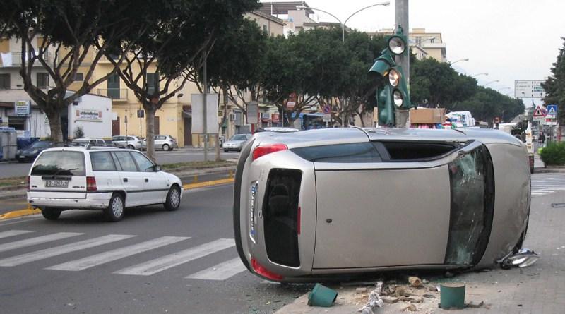 Incidente stradale a Palermo