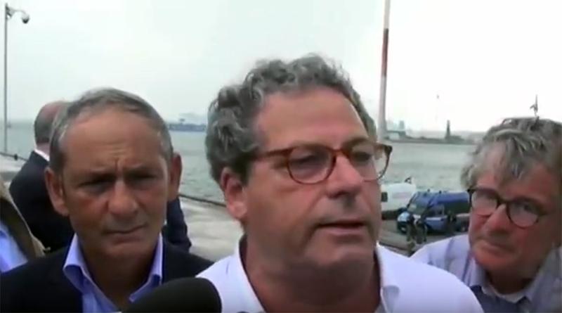 Miccichè a Catania per sopralluogo sulla nave Diciotti