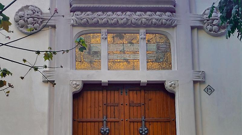 Villino Ida, la casa di Ernesto Basile, via Siracusa 15 Palermo