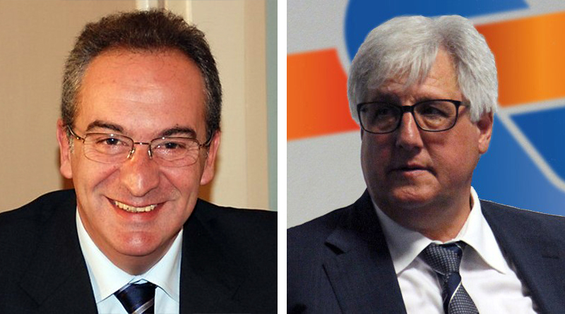 Giuseppe Pace e Michele Cappadona