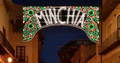 Minchia luminaria Manifesta 12 Palermo
