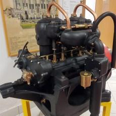 Museo dei motori Unipa