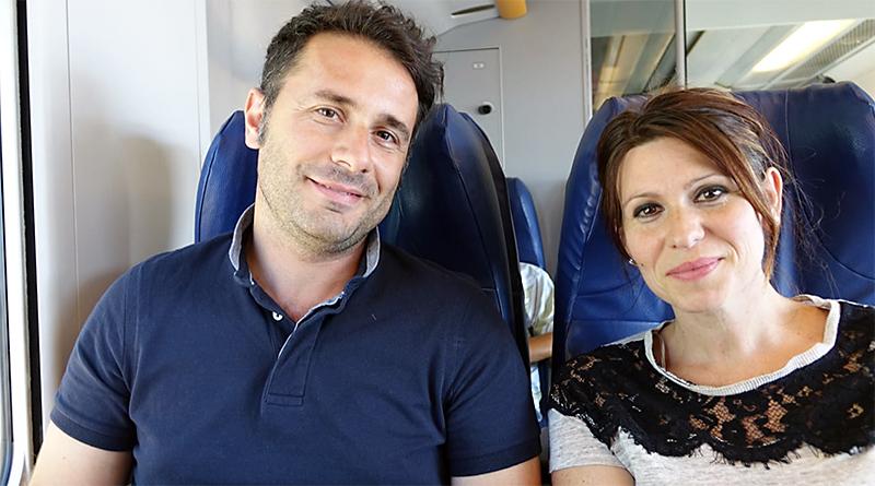 Nuccio Di Paola, Stefania Campo
