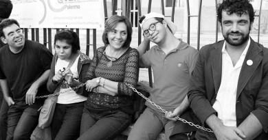 Disabili, protesta Anffas