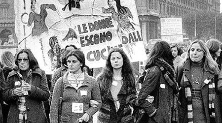 Manifestazione donne