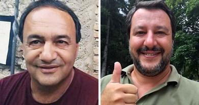 """Salvini, via tutti gli extracomunitari accolti dal sindaco Lucano a Riace. Orlando: """"Grave provvedimento politico"""""""