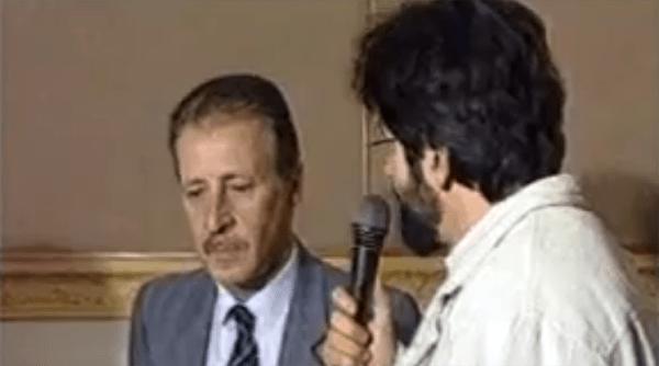 Mauro Rostagno intervista Paolo Borsellino