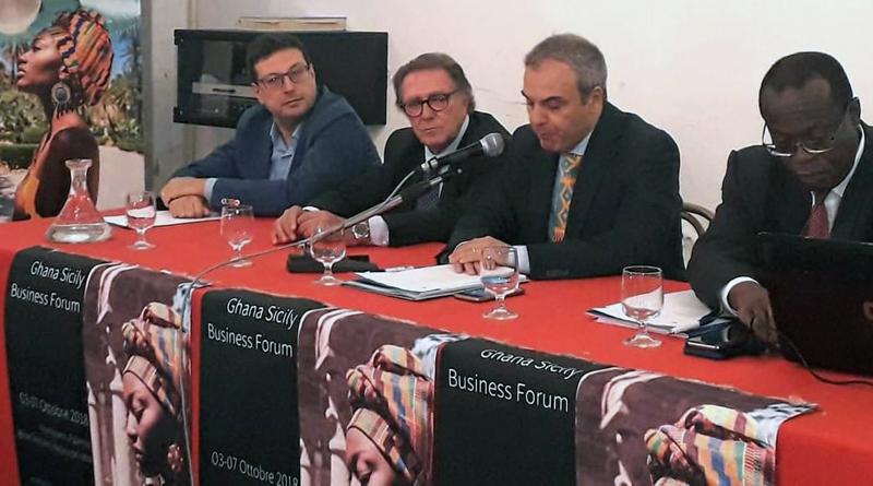 forum Ghana a Palermo