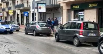 Sventata rapina ad Alcamo