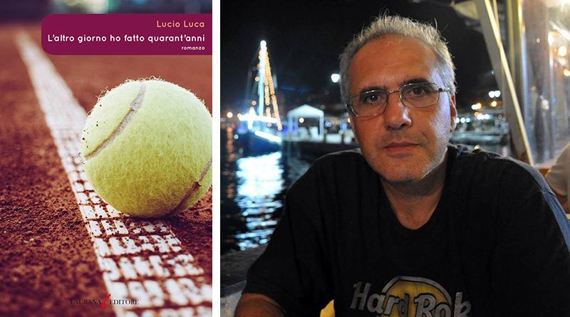 """Lucio Luca, """"L'altro giorno ho fatto 40 anni"""""""