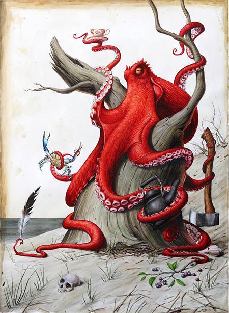 The Naturalist, di Victor Grassso