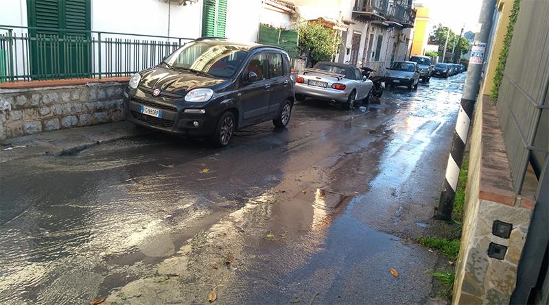 Allagamenti Settima Circoscrizione di Palermo