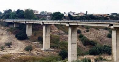 viadotto torrente Cansalamone Sciacca