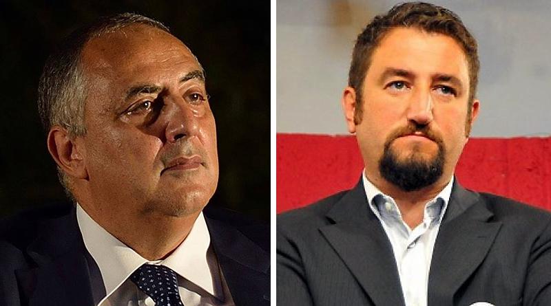 Roberto Lagalla e Giancarlo Cancelleri