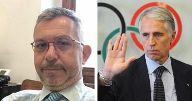 Mario Conte e Giovanni Malagò