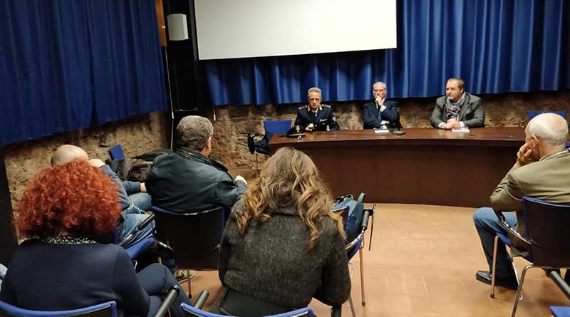 Ciminiere (Catania), presentazione libro Giornalismi