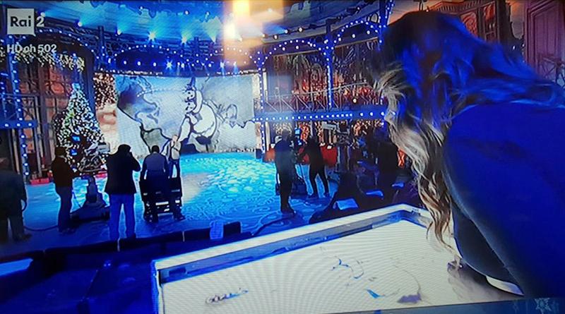 Stefania Bruno Telethon Rai