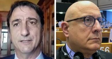 Claudio Fava e Gaetano Armao