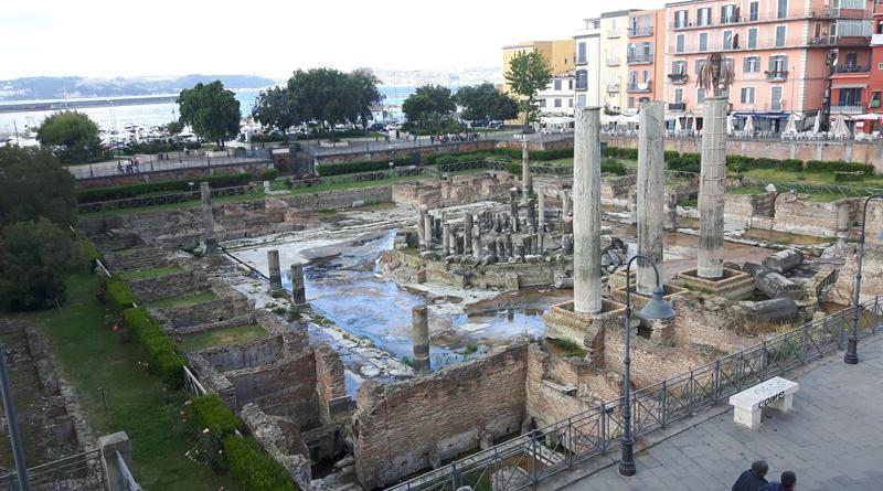 Pozzuoli, Macellum e Tempio di Serapide