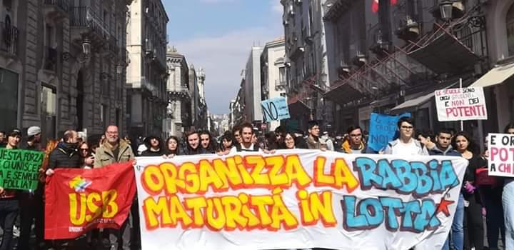 Usb Scuola Catania studenti
