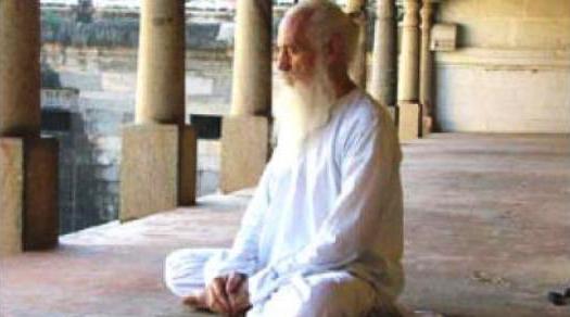 Yoga Rishi Palermo, maestro YogiRaj