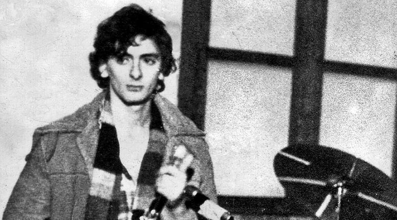 Eldo Lauriano e il suo clarinetto
