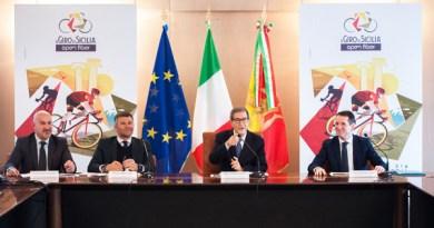 presentazione Giro di Sicilia 2019