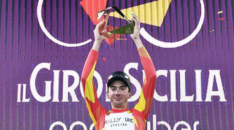 ciclismo, Brandon McNulty vincitore Giro di Sicilia 2019