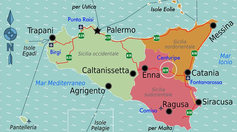 Cartina Aeroporti Sicilia.Enna Magnate Australiano Intende Finanziare Un Progetto Dell Universita Kore Per Un Aeroporto Intercontinentale Nel Cuore Della Sicilia