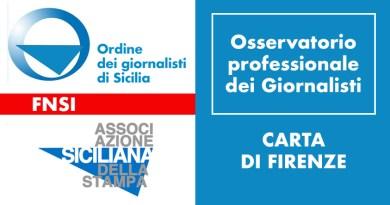 Giornalismo precario, costituito l'Osservatorio professionale tra ordine e sindacato previsto dalla Carta di Firenze