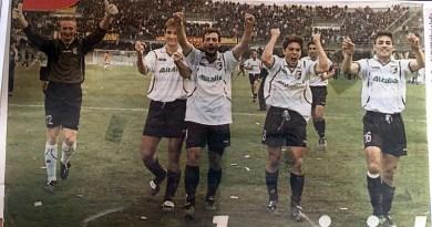 Benevento - Palermo, 2001