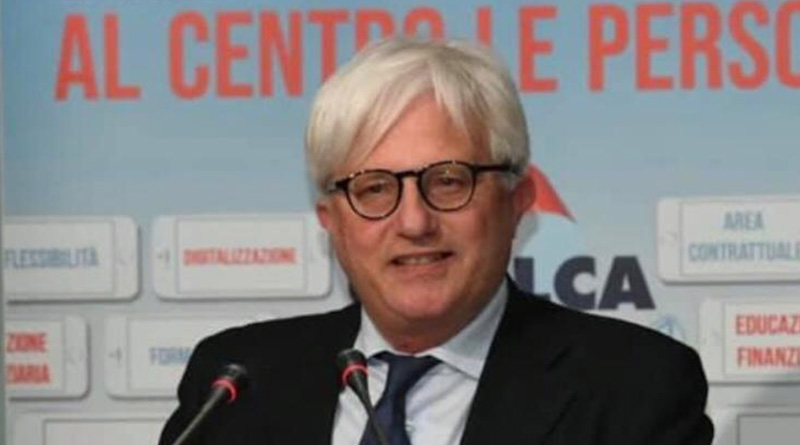 Gino Sammarco, storico dirigente della Uilca Sicilia
