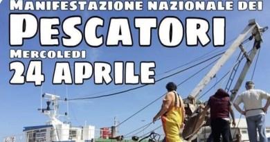 sciopero nazionale pescatori
