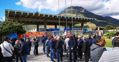 Blutec, primo maggio di protesta