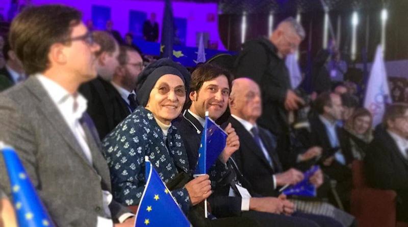 Emma Bonino, Fabrizio Ferrandelli