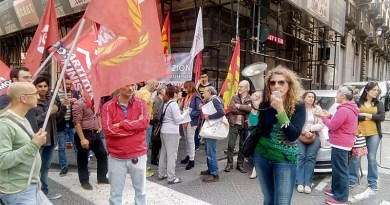Manifestazione Usb