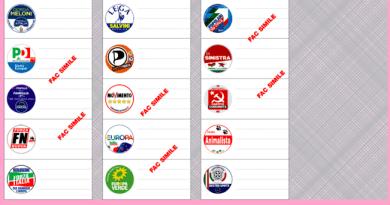 Elezioni europee 2019: liste e candidati della circoscrizione Isole (Sicilia e Sardegna)