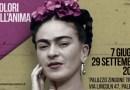 """Frida Kahlo """"I colori dell'anima"""", mostra multimediale fotografica e di pittura dal 7 Giugno al 29 Settembre, a Palermo"""