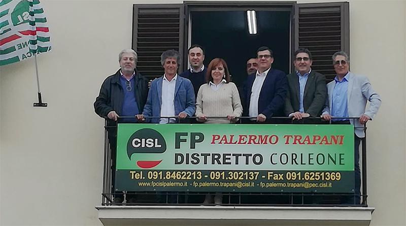 Sede Cisl FP Corleone
