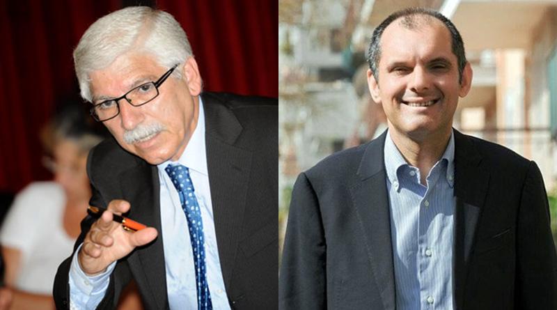 Giulio Tantillo ed Elio Ficarra