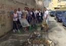 Zen, giovani volontari con reddito di cittadinanza si mettono a disposizione del Comune di Palermo