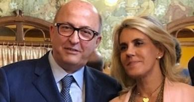 Marco Ferlazzo e Barbara Cittadini