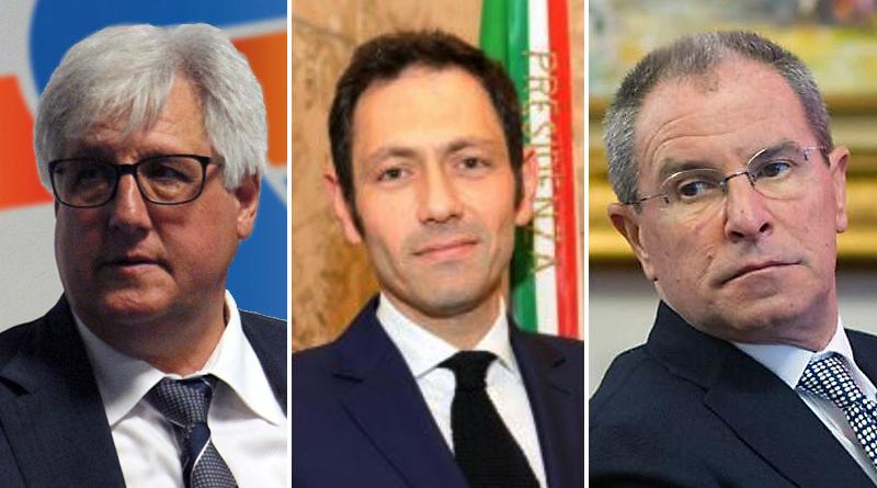Michele Cappadona, Ruggero Razza e Antonio Scavone