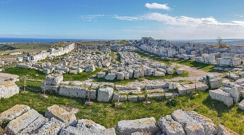 Castello Eurialo a Siracusa